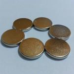 imãs de neodímio 12,5milimetros x 2milimetros