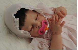 Chupetas dos Bebês Reborn presas por imãs de neodímio 12,5mm x 2mm